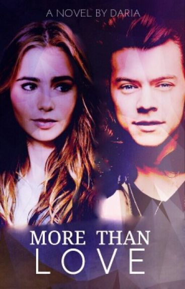 More than love [Harry Styles]