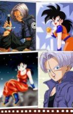 Cuando Llegaste A Mi Vida-La Hija De Goku (Trunks y Tu) by luceroR5_BTR