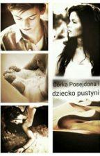 Percy Jackson Córka Posejdona i Dziecko Egiptu by zuzola33