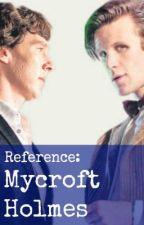 Reference: Mycroft Holmes by KaytTheRebelRocker