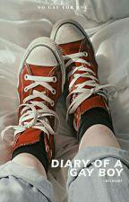 diary of a gay boy.(jyatt)  by -eliover