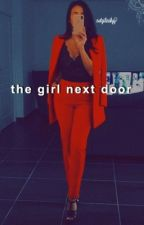 the girl next door; jack gilinsky  by notgilinskyy