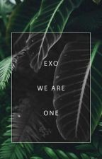 تخيلات اكسو||EXO Imagines  by park_mime