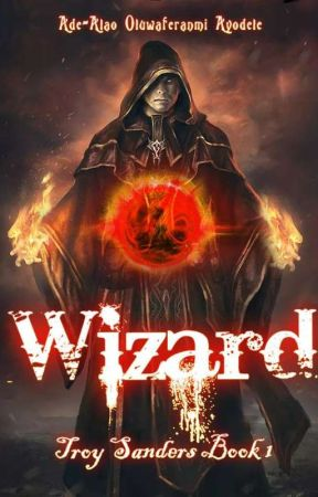 Wizard by AdeAlaoOluwaferanmiA