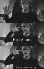 Hate me -Tate Langdon- by bxangneko