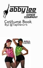 Dance Moms: Costume Book by tapdancrs