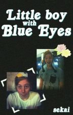 Little boy with blue eyes ✨ muke [finished] by jennaxlive