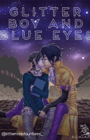 Glitter Boy and Blue Eyes - Malec Oneshots by enchantingsailor