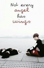 Not every angel has wings. » VKook « by thermxmix