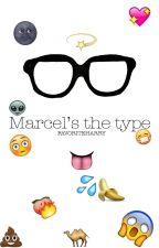 marcel's the type | Marcel Styles by favoriteharry