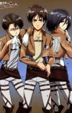 Eren and the Ackermans by Ereri-love