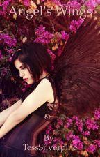 Angels Wings by TessSilverpine