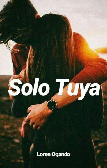 Solo tuya.