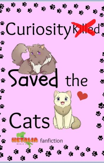 Curiosity Saved the Cats- Hetalia x reader fanfiction - Kawaii King