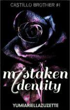 Mistaken Identity by YumiAriellaZuzette