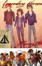 Legendary Heroes by Manang15