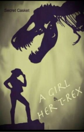 A girl and her T-Rex ~Jurassic World~ by Clinically_Criptic