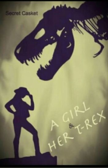 A girl and her T-Rex ~Jurassic World~
