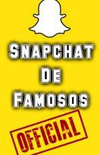 Snapchat de Famosos!. by javiiFernandez