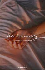 Their True Identity [EXO Baekhyun | GOT7 Mark] by your-dalbit