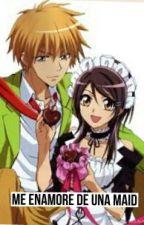 me enamore de  una maid by inukensena