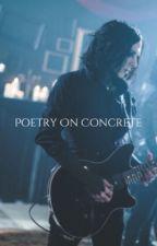 Poetry on Concrete [Ricky Horror] by amreenrenita