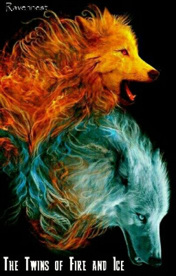 Twins of Fire and Ice