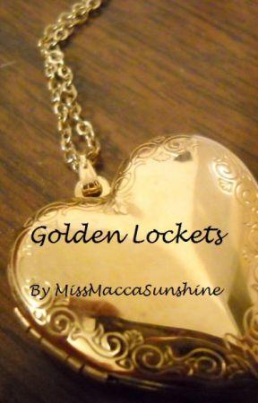 Golden Lockets by MissMaccaSunshine