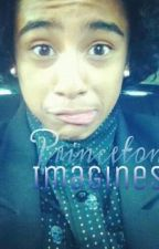 Just Imagine You & Princeton ! by iRockWithPrince