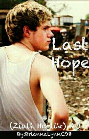 Last Hope (Ziall Horlik) AU