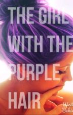 The Girl With The Purple Hair by DylanMcClelland