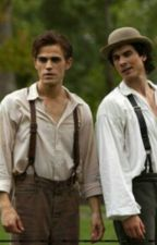 Salvatore Imagines by tvdixmagines