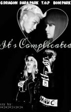 It's Complicated by iamjhajahcubelo