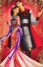 Mulan & Shang by Abigail_bennins
