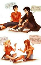 Percy Jackson and Harry Potter crossover by Artemisia338
