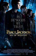 Percy Jackson by RAGNAR-