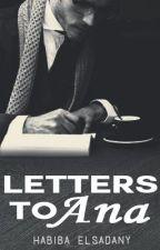 Letters to Ana. #Wattys2015 by Habiba_Elsadany