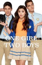 ONE GIRL TWO BOYS!! by demmawhite