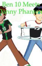 Ben 10 meets Danny Phantom by The_Neon_Nerd