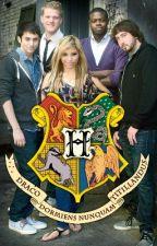 Pentatonix at Hogwarts - A Pentatonix / Harry Potter Crossover Fanfiction Book 1 (First Year) by PENTAFIX