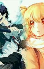 (put on hold)Satan's curse(fairytail x blue exorcist fan fic) by chisarreychesire