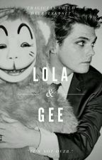 (SLOW UPDATES) Lola and Gee by tragician_child