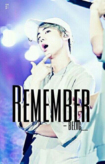 Remember  Kim SeokJin