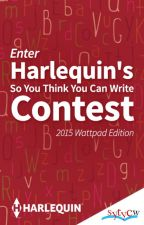 Enter Harlequin's So You Think You Can Write Contest by HarlequinSYTYCW