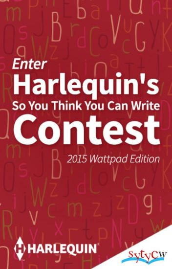 Enter Harlequin's So You Think You Can Write Contest