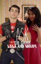 Ask Or Dare Lela And Butchy by LelaQueenOfTheBeach