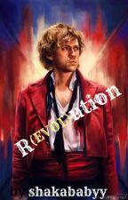 R(EVOL)ution - Enjolras Fan Fiction (Les Miserables) by shakababyy