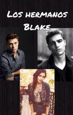 Los hermanos Blake by AndreaAguirreM