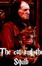 The cat and the Squib: a love story by PotterheadMeow