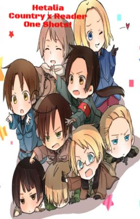 Hetalia Country x Reader One Shots - WWII!Soldier!England x Reader